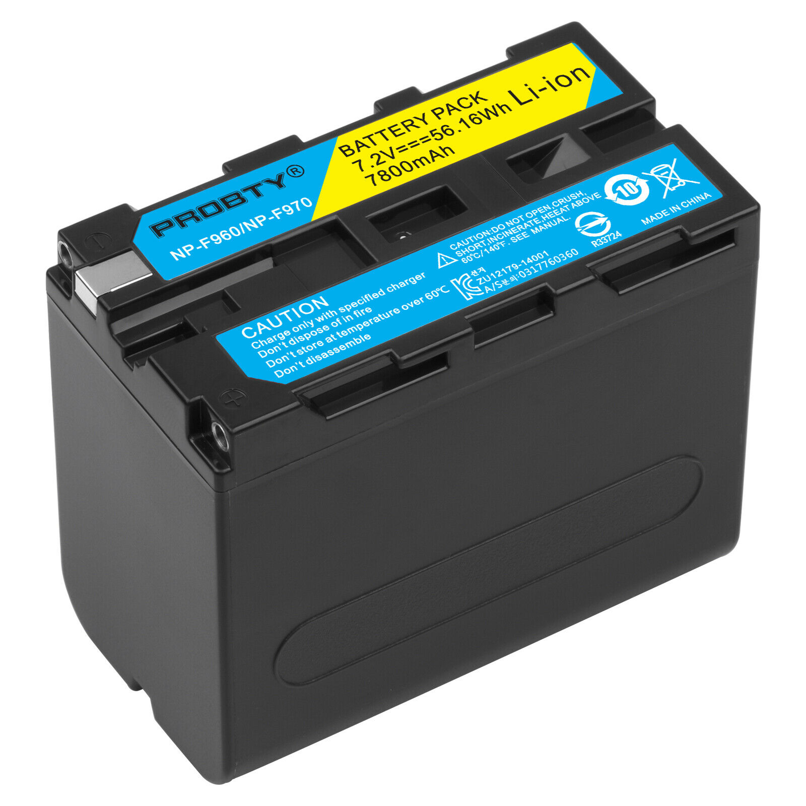 2pcs  7800mAh NP F960 NP F970 batteries / NP F960 battery For Sony NP F550 F550 NP F770 NP F750 F960 F970 free shipping-in Digital Batteries from Consumer Electronics    3