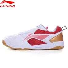 Li-Ning/Мужская обувь для настольного тенниса; спортивная обувь с подкладкой; кроссовки; APTP001 SOND19