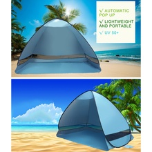 2 Person Portable Tent Instant Pop Up Tent Waterproof Automatic Outdoor Hiking Camping Tent automatic instant pop up beach tent lightweight outdoor uv protection camping fishing tent cabana sun shelter