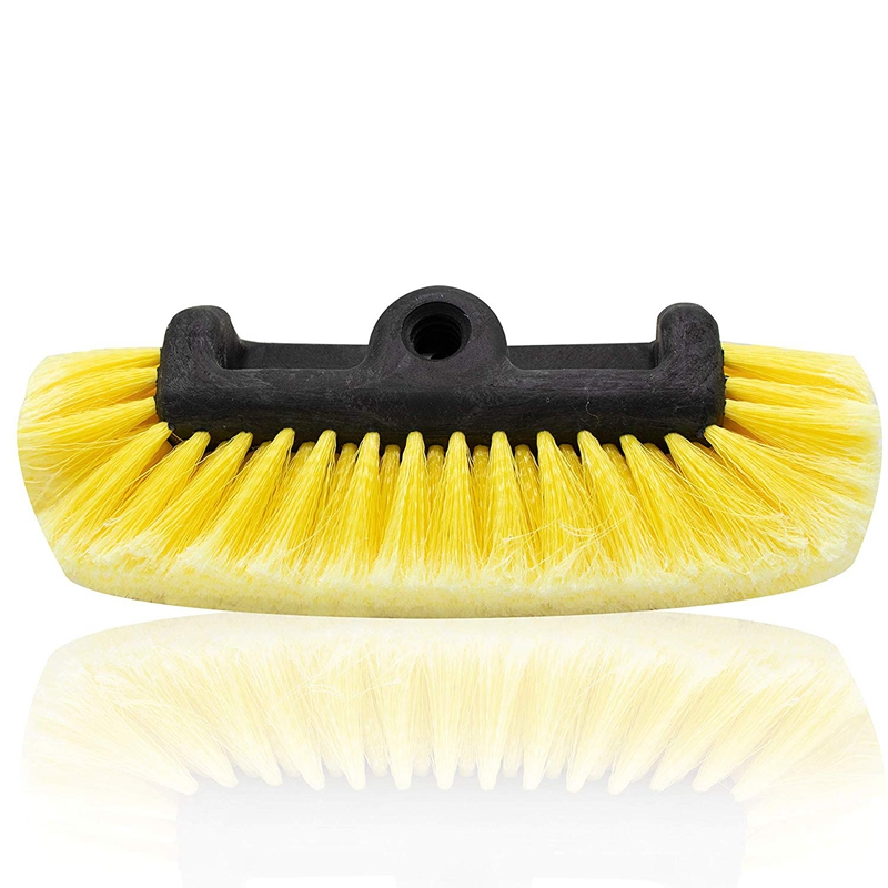 Car Wash Brush Head for Detailing Washing Vehicles  Boats  RVs  ATVs  or Off Road Autos  Super Soft Bristles for Scratch Resista|Sponges  Cloths & Brushes| |  - title=