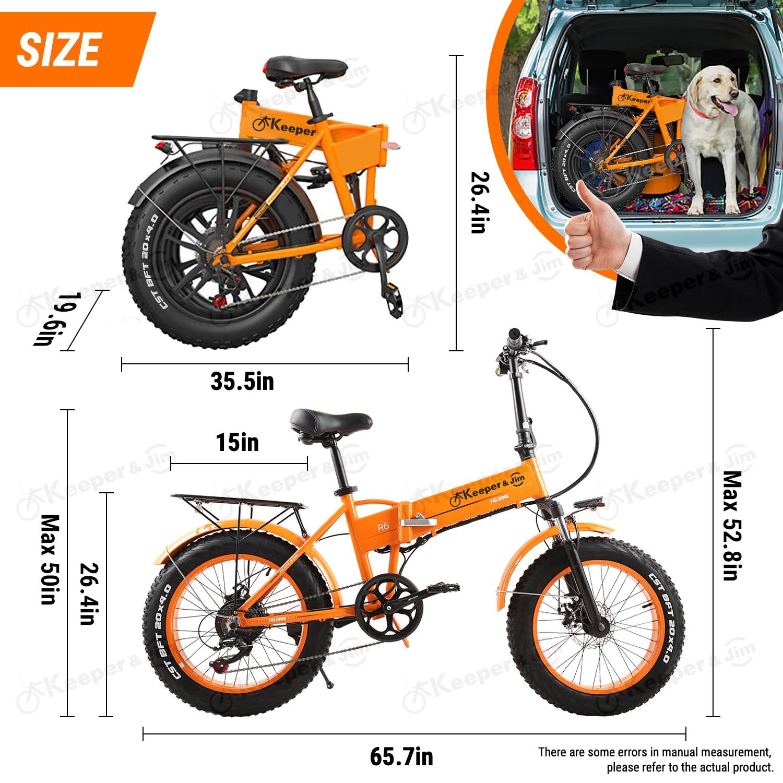 K & J 20 zoll Elektrische bike Aluminium Klapp elektrische Fahrrad 250W Leistungsstarke Mottor Berg e fahrrad stadt/ schnee bike