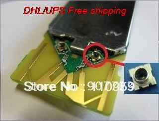 DHL/EMS Горячая 100 шт. MS156 до RP-SMA мужской скачок кабель RG178 15 см для LTE модем Yota LU150 1PC-A2