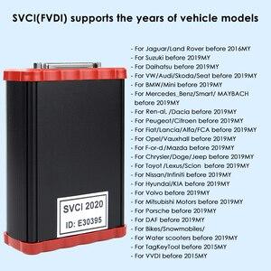 Image 5 - SVCI antena FVDI ilimitada para VVDI2, V2016, V2015, V2014, FVDI, J2534, 2020, 2019, 2018, 2018, 2019, 2020