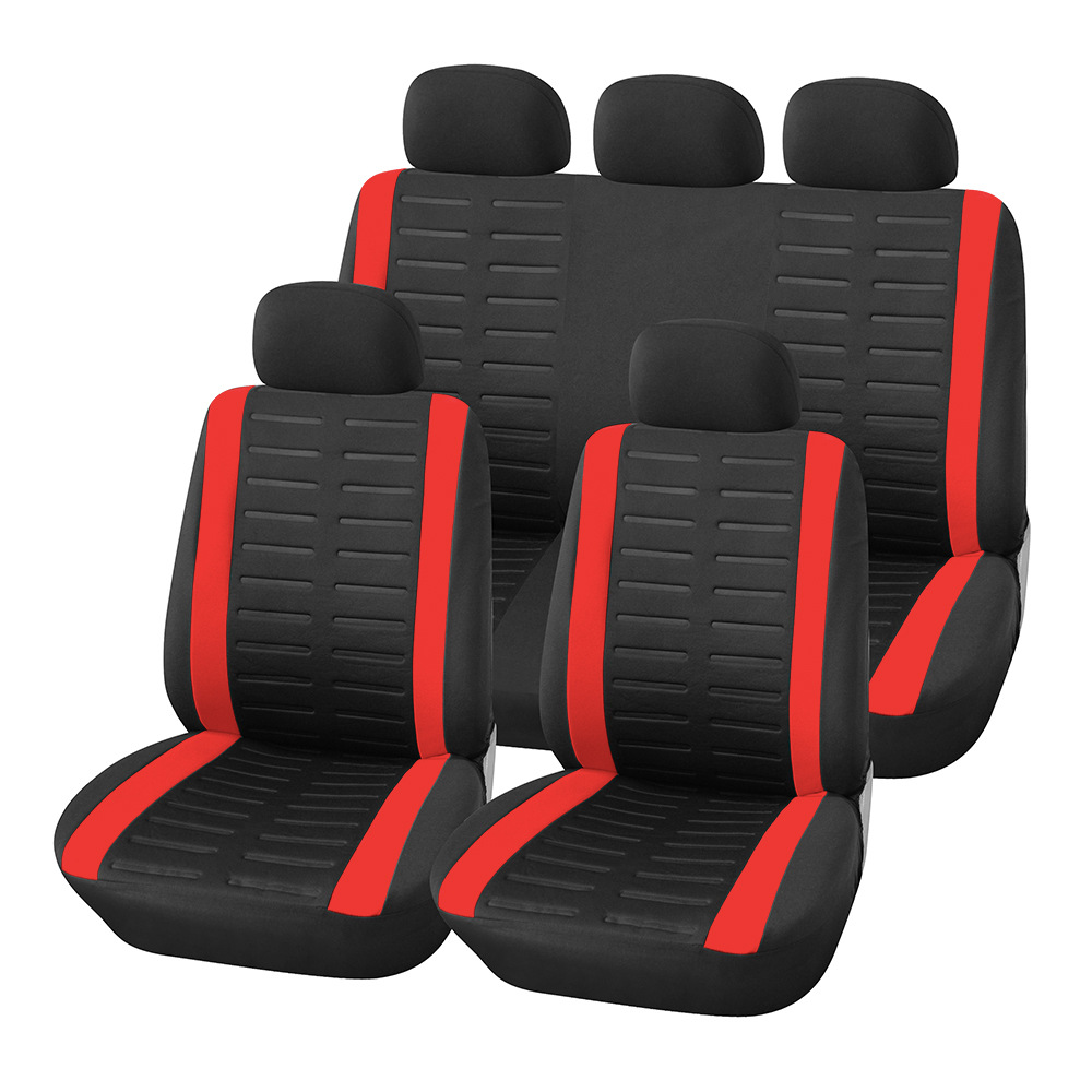 Car Seat Covers Set Universal Car Seat Coverswith Side Airbag Openings and Divisible Back Seat Car Accessories Interior