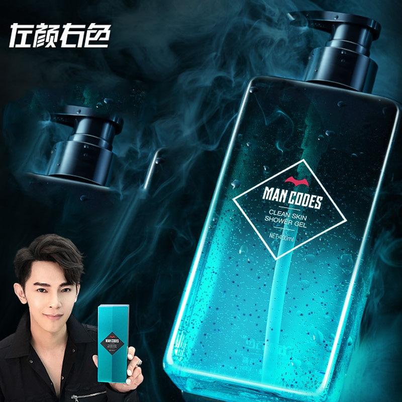 400 мл натуральный против клещей душ гель для мужчины ванна бутылка увлажнение масло контроль успокаивающее тело умывание кожа уход для мужчины как подарок