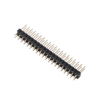 2.54mm 2x20 Pin Break-away Dual Male Header Pin for Raspberry Pi Zero GPIO