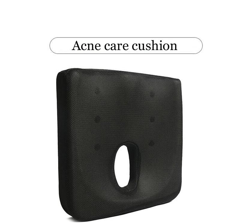 Memory Foam Caudal Vertebra Protect Orthopedic Chair Pillow Coccyx Cushion Pad Car Seat Mats Prevent Hemorrhoid