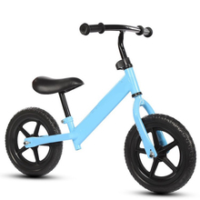 12 Kids Activity Product Child Kid Balance Bike Scooter Baby Walker Scooter 2-3-6 years old Pedal-Free Kids Driving Bike Luge xiaomi mitu scooter for 3 6 years old kids