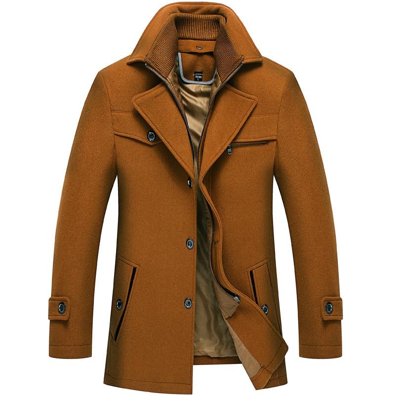 Wool Overcoat Men, Winter Men's Wear, Men's Wool Coat, Men's Woolen Coat, Men's Coat, Men's Wool Coat,cashmere Coat