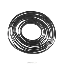 5mm Wide Turntable Rubber Belt Replacement Flat Drive Belt for Vinyl Record Player Belt-Driven Turntables S02 20 Dropship cheap Silicone CN(Origin) Professional Audio Equipment Accessory Kits 900243172