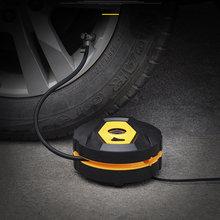 12v портативный автомобильный воздушный насос аварийная шина