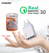 3a fast charger Universal 3 usb  Adapter quick Charger