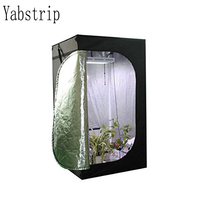 Yabstrip indoor plant growing tents full spectrum for greenhouse flower led light phyto lamp Tents Growing box kit fitolampy