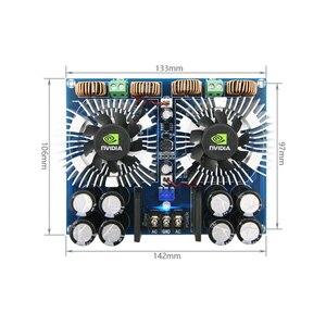 Image 2 - Aiyima TDA8954TH Bộ Khuếch Đại Âm Thanh Kỹ Thuật Số Tàu Lớp Sau Công Nguyên Amplificador 420Wx2 Stereo Amp BTL Bộ Khuếch Đại Điện Cho Gia Đình