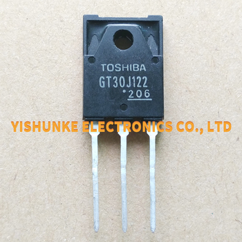 10 Uds GT30J122 30J122 TO-3P IGBT TRANSISTOR 30A 600V