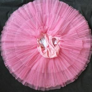 Image 5 - 2019 professional ballet tutu child kids girls ballet tutu adulto women ballerina party ballet mujer dance costumes for girls