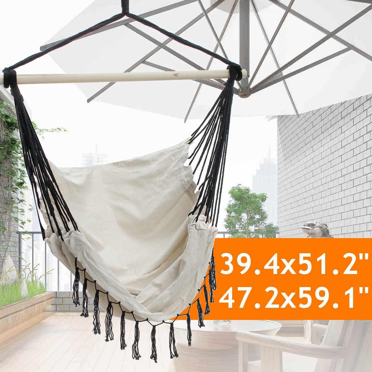 Скандинавский стиль, 160 кг, гамак, открытый, закрытый, для сада, общежития, для спальни, подвесное кресло для ребенка, для взрослых, развевающееся, одиночное, безопасное кресло