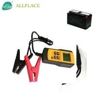 Battery Tester for Automotive Digital 12V Car Battery Load Test