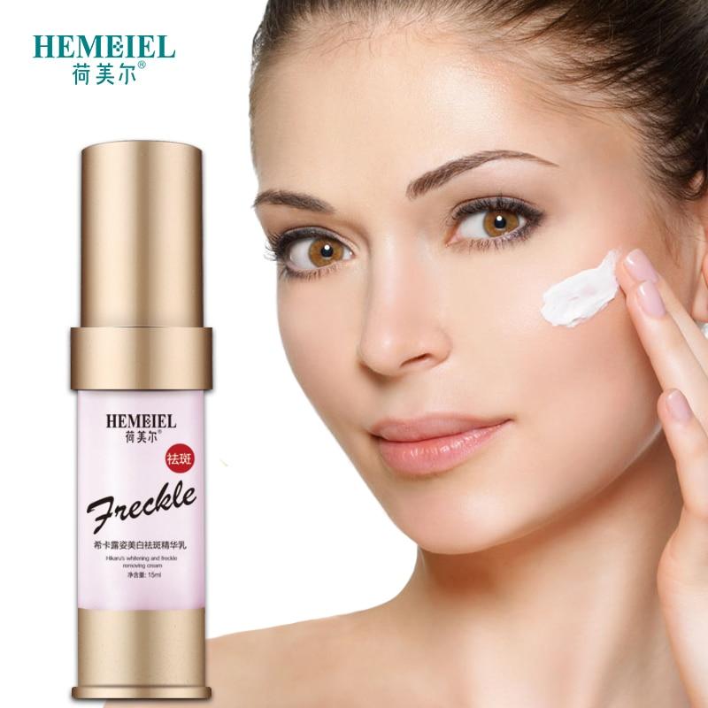 HEMEIEL Forte Branqueamento Creme Facial Anti Freckle Pontos Da Cicatriz Da Acne Corrector Pigmento Melanina Remoção Defeito Facial do Cuidado Da Pele