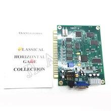 60 في 1 الكلاسيكية ممر لعبة PCB جاما متعددة لعبة Pcb ل ماكينة لعبة الأركيد ممر لعبة