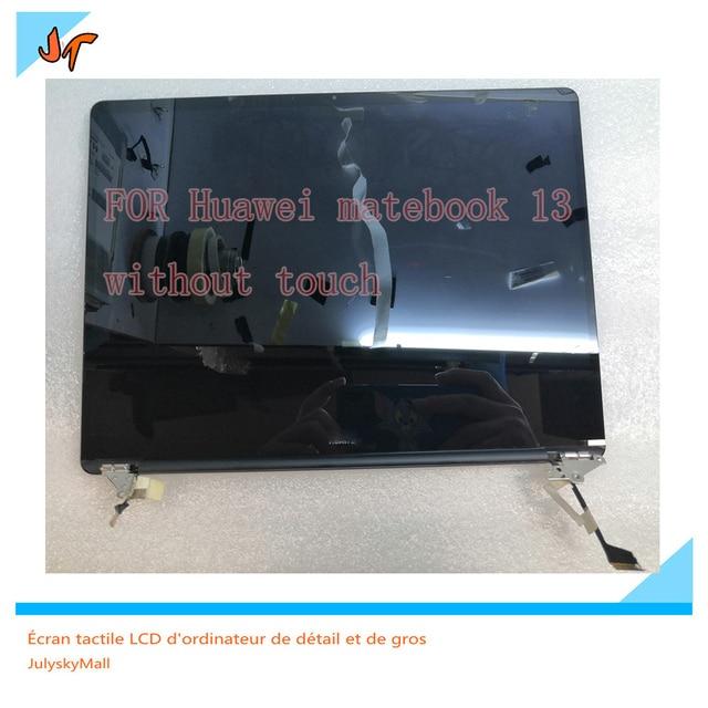 New original 13 inch laptop IPS display screen 2160x1440 resolution for Huawei MateBook 13 WRT W29 WRT W19 display replacement