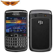 Orijinal Blackberry 9700 WCDMA 3G 3.2MP 256MB RAM 1500mAh GPS WIFI Bluetooth GPS Unlocked kullanılan cep telefonu ücretsiz kargo
