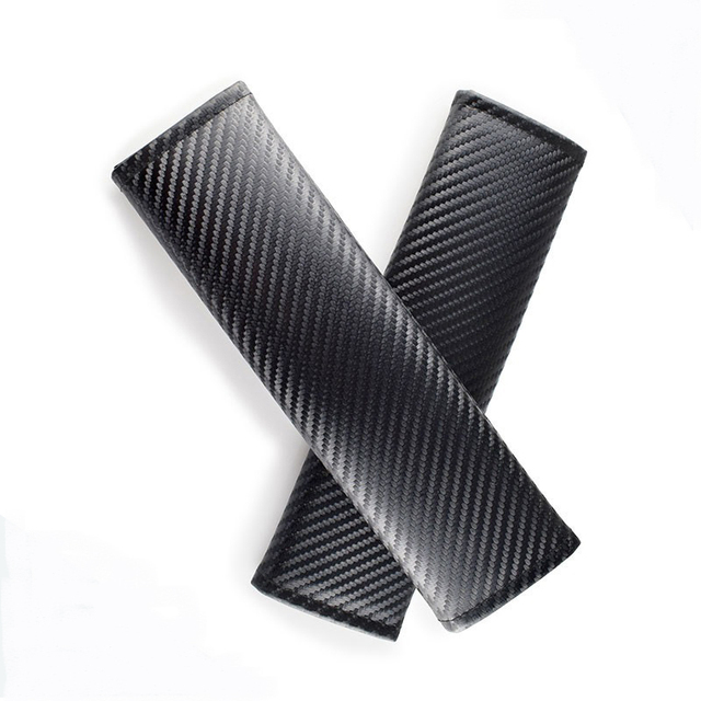 4 pieces Car Styling Auto Car Safety Seat Belt Cover Cushion Harness shoulder pad Case  For Recaro Racing