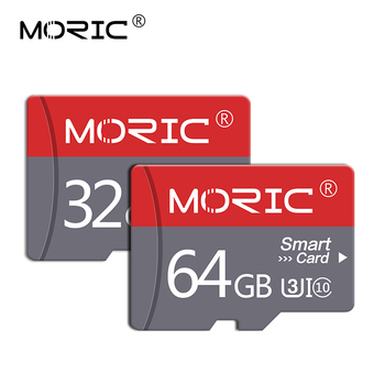 100% Original Moric Micro SD SD/TF Flash Card 256GB 128GB 64GB Card Memory Card 32GB 16G 8G High Speed Class10 carte sd memoria image
