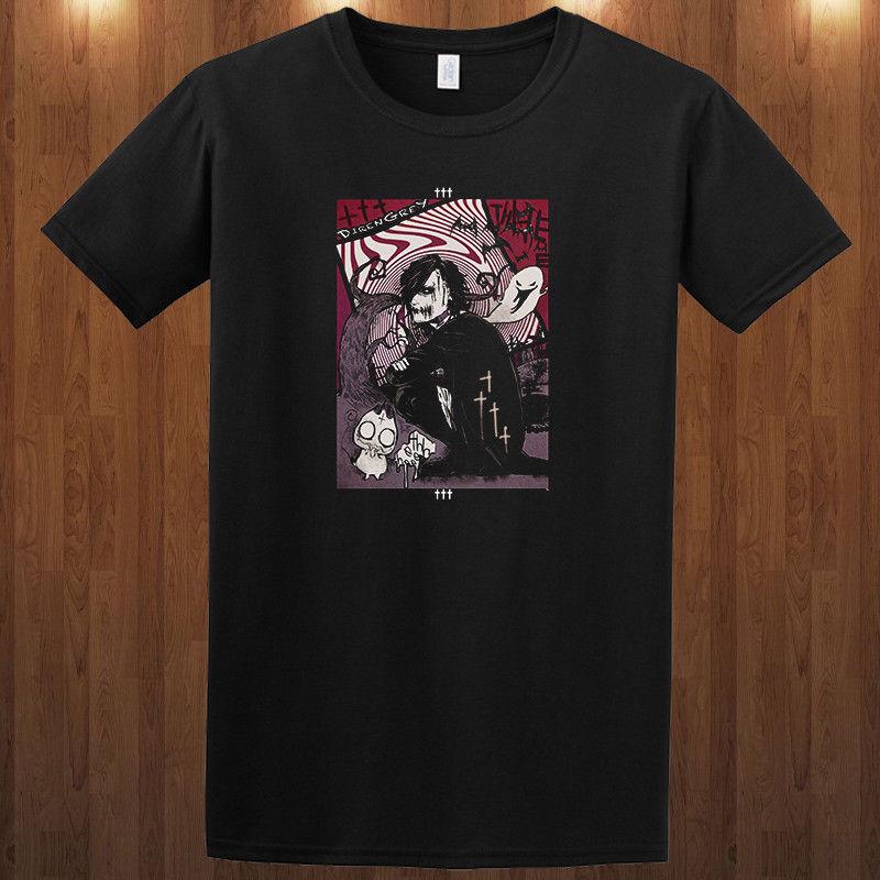 Серая футболка Dir En, Готическая металлическая лента Kyo S M L Xl 2Xl 3Xl, футболка Sukekiyo