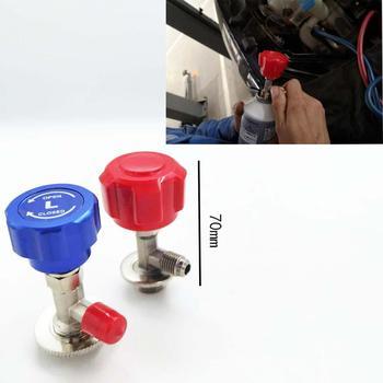 Otwarty zawór r134a chłodnia otwieracz do butelek klimatyzator narzędzia czynnik chłodniczy otwieracz do puszek CT338 339 R12 R600A R22 R134A tanie i dobre opinie CN (pochodzenie) Instalacja klimatyzacyjna 0 1kg