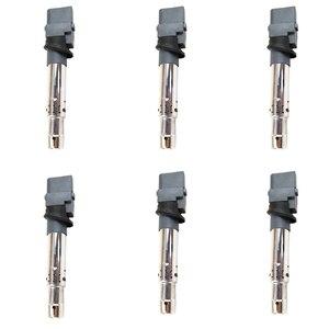 022905715A New 6pcs ignition coil ignition system For Porsche Cayenne VW CC Passat Audi Q7(China)