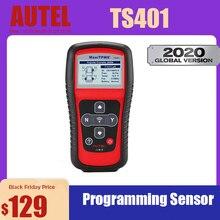 Autel TS401 TPMSเครื่องมือวินิจฉัยสำเนาID 315Mhz 433Mhzเซ็นเซอร์การเปิดใช้งานการเขียนโปรแกรมMx Sensor MaxiTPMSความดันยางtester