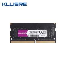 Kllisre ddr4 4 ギガバイト 8 ギガバイト 16 ギガバイト 2133 2400 2666 3000 sodimm ノートパソコンのメモリサポートメモリアラム ddr4 ノートブック