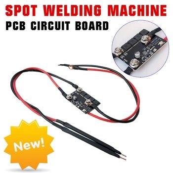 DIY PCB Circuit Board Welding Equipment Portable 12V Battery Storage Spot Welding Machine Spot Welders Pen For 18650/26650/32650