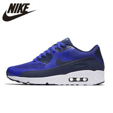 Nike AIR MAX 90 ULTRA 2.0 chaussures de course respirantes pour hommes baskets de Sport de plein AIR 875695 400(China)