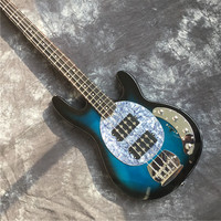 Free shipping! High quality 4 strings Ernie Ball Music man Sting Ray musicman Guitars electric bass pickup active