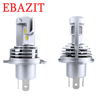 M3 2019 new arrivals 12000LM H8 H11 H7 automotive headlamp H3 HB4 9005 ZES Chip car lights bulbs auto headlights 12V