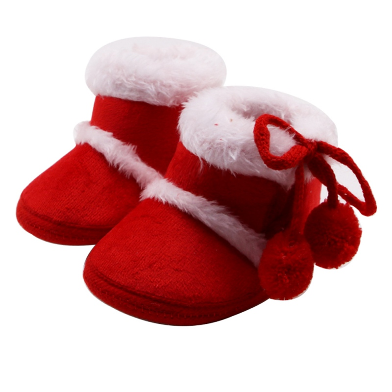 Winter Baby Shoes Boots Infants Warm Shoes  Girls Baby Booties Boy Baby Boots Newborn Shoes