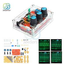 XR2206 Function Signal Generator DIY Kit Sine/Triangle/Square Output 1Hz-1MHz Signal Generator Adjustable Frequency Amplitude цена в Москве и Питере