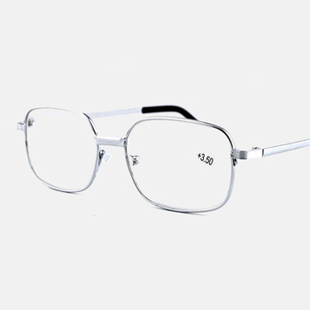 Fashion New Metal Reading Glasses Resin Reading Glasses Men And Women Lentes De Lectura Reading Mirror reading