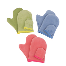 Applicator Tanning Gloves Self-Tan Reusable Cream-Lotion Mousse Body 3pcs/Set