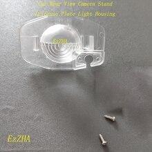EzZHA Auto Rückansicht Kamera Halterung Lizenz Platte Licht Gehäuse Halterung Für Toyota Corolla 2007 2008 2009 2010 2011 2012 2013