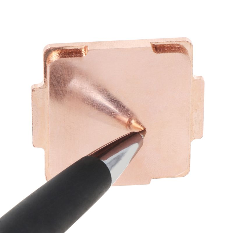 <font><b>CPU</b></font> Opener Cover <font><b>CPU</b></font> Copper Top Cover for INtel <font><b>i7</b></font> 3770K 4790K <font><b>6700k</b></font> 7500 7700k image