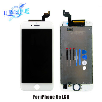 5PCS Assembly LCD Display Digitizer For iPhone 6 6s AAA Quality LCD Touch Screen Replacement for iPhone 6g Black/White