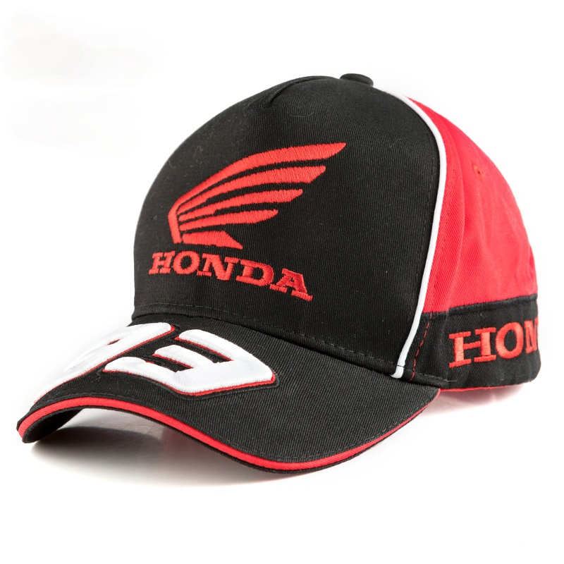 Moto GP Male Motorcycle Racing Hat Motocross Riding Hats 3D Embroidered Wing Racing Team Baseball Cap Men Gorro Car F1 Cap Golf