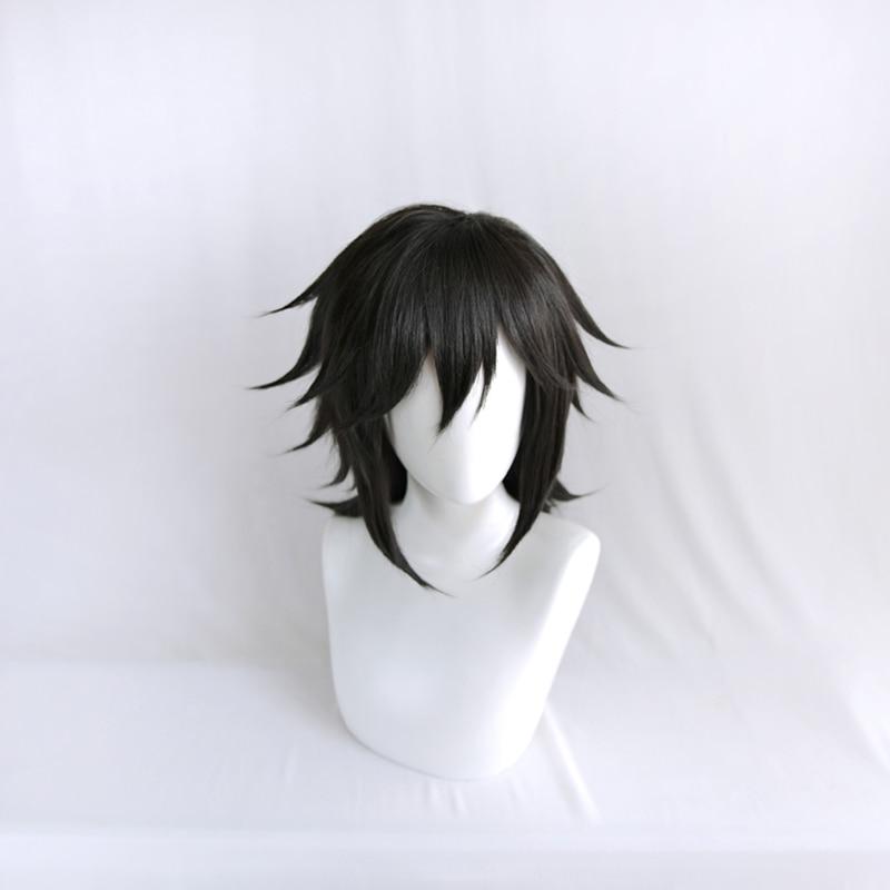 Giyuu Cosplay Wig