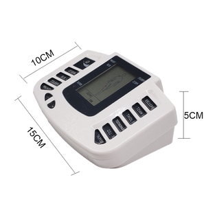 Image 5 - Tlinna  New Healthy Care Full Body Tens Acupuncture Electric Therapy Massager Meridian Physiotherapy Massager Apparatus Massager