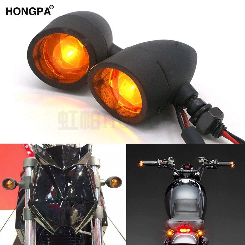 4X LED Turn Signal Light for Honda Goldwing GL 1000 1100 1200 1500 1800 Valkyrie