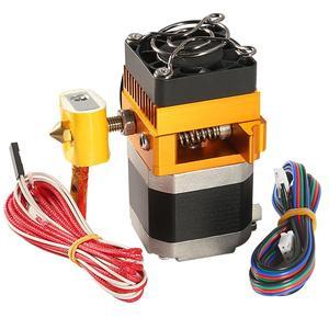 Экструдер MK8, головка J-Head Hotend 0,4 мм, комплект соплов 1,75 мм, нить для экструзии 3D принтеров, детали