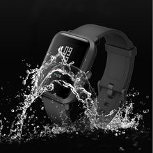 Protector de pantalla transparente impermeable Frostedfilm para Huami Amazfit Bip Youth Watch #20(China)